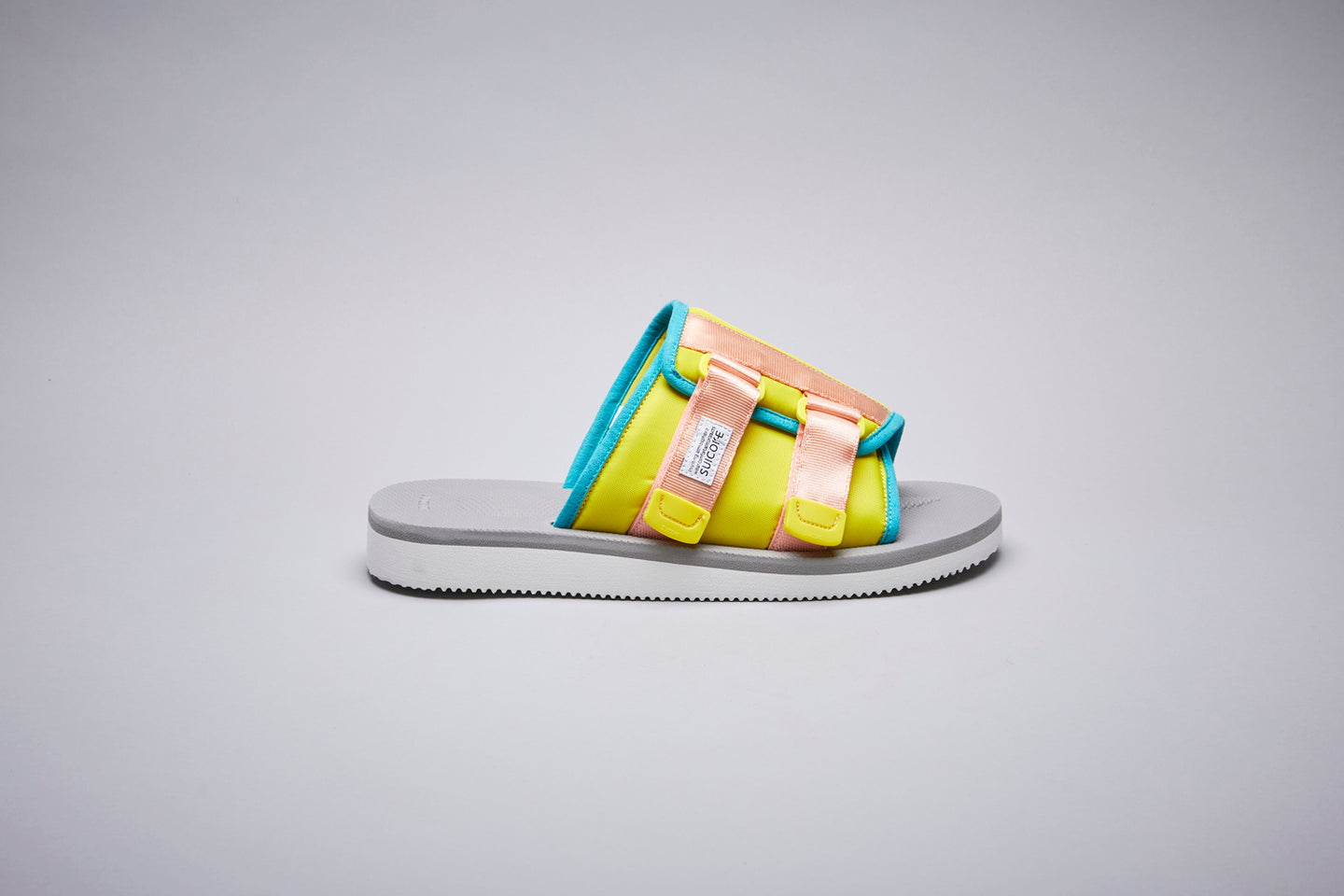 SUICOKE-Sandals-KAW-CAB - Yellow/Gray-OG-081CABOfficial Webstore Spring 2021