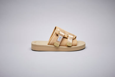 SUICOKE-Sandals-KAW-VS - Beige-OG-081VS Official Webstore Spring 2021