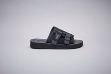 Load image into Gallery viewer, SUICOKE-Sandals-KAW-VS - Black-OG-081VS Official Webstore Spring 2021