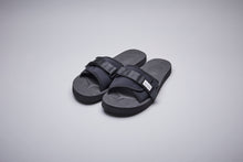 Load image into Gallery viewer, SUICOKE-Sandals-PADRI - Black-OG-082 Official Webstore Spring 2021