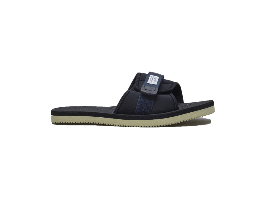 Navy Suicoke Slide Sandals from 2017 Collection