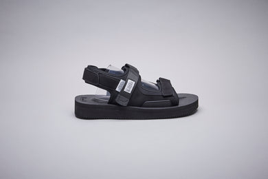 SUICOKE-Sandals-WAS-V - Black-OG-085V Official Webstore Spring 2021