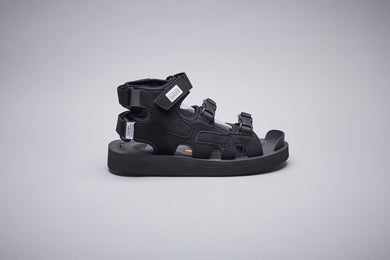 SUICOKE-Sandals-BOAK-V - Black-OG-086V Official Webstore Spring 2021