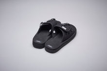 Load image into Gallery viewer, SUICOKE-Sandals-OLAS-ECS - Black-OG-154-A Official Webstore Spring 2021