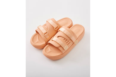 SUICOKE Fumito Ganryu Collaboration Edition URICH Sandals in Orange Official Webstore Spring 2021