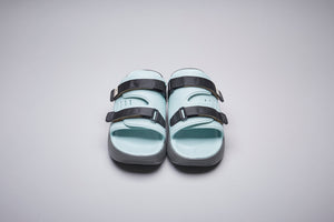 SUICOKE-Sandals-URICH - Mint/Black-OG-INJ-01Official Webstore Spring 2021