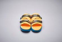 Load image into Gallery viewer, SUICOKE-Sandals-URICH - Orange Blue -OG-INJ-01 Official Webstore Spring 2021