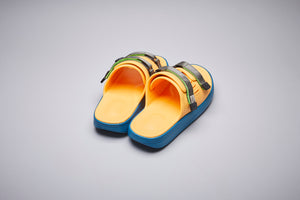 SUICOKE-Sandals-URICH - Orange Blue -OG-INJ-01 Official Webstore Spring 2021