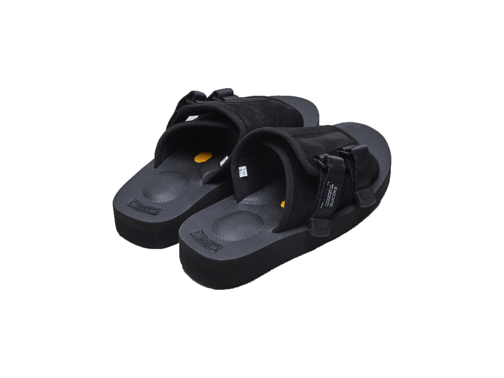 black kaw-vs suicoke slip-in lifestyle sandal back