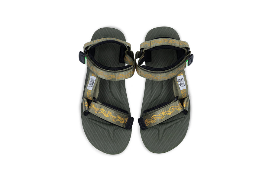 Suicoke Aries Edition DEPA-CAB Green