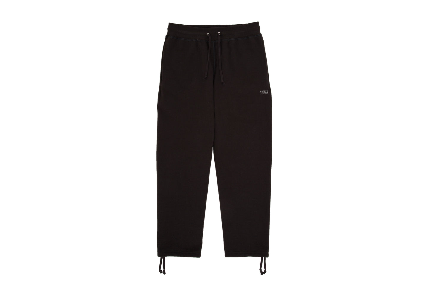 SUICOKE-CLOTHING-SWEATPANTS F - Ink Black-O2 Official Webstore Spring2021