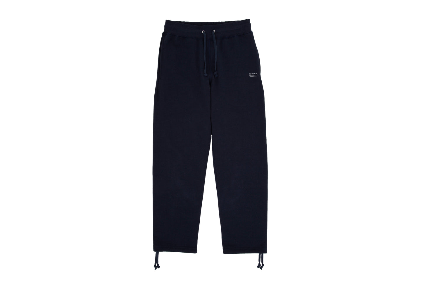 SUICOKE-CLOTHING-SWEATPANTS F - Navy-O2 Official Webstore Spring2021