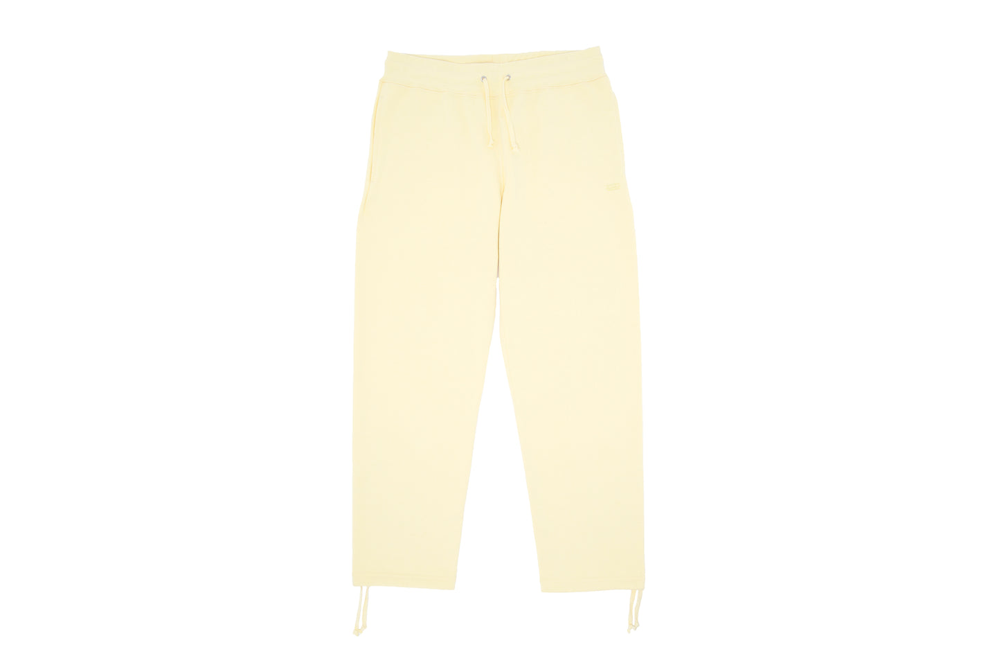 SUICOKE-CLOTHING-SWEATPANTS F - Yellow-O2 Official Webstore Spring2021
