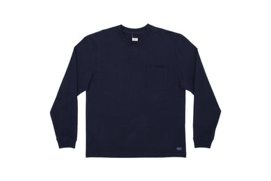 SUICOKE-CLOTHING-T-SHIRT B - Navy-O2 Official Webstore Spring2021