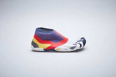 SUICOKE Vibram Five Fingers Collaboration Edition Lower Cut NIN-LO in Navy/Red Official Webstore Spring 2020
