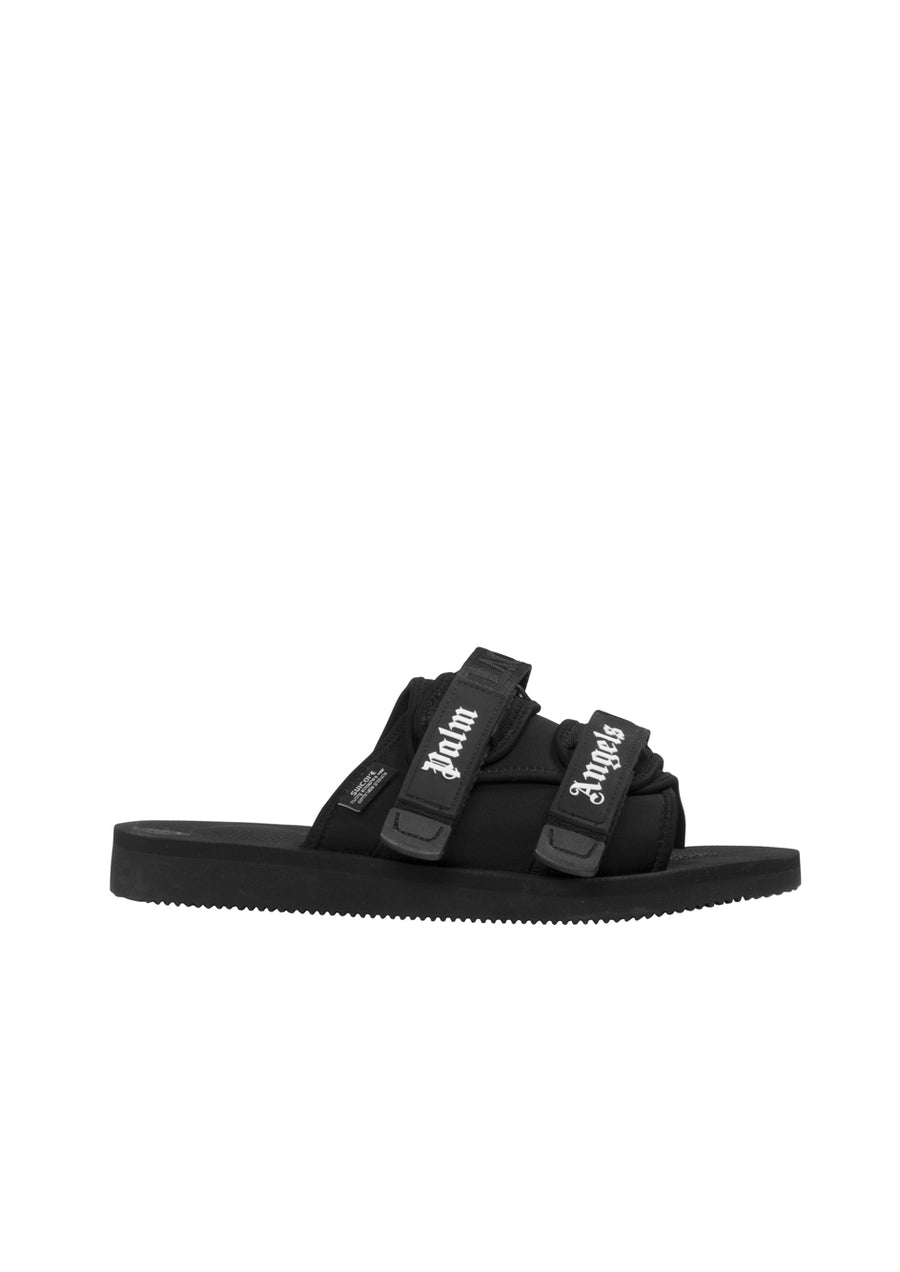 Suicoke Palm Angels Edition MOTO Black
