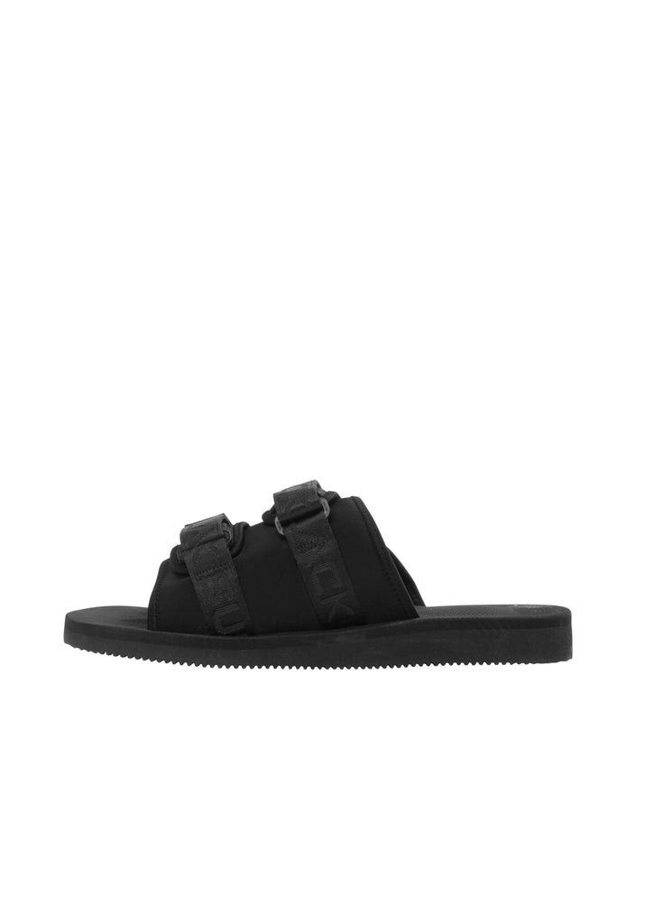 suicoke palm angels collaboration moto in black