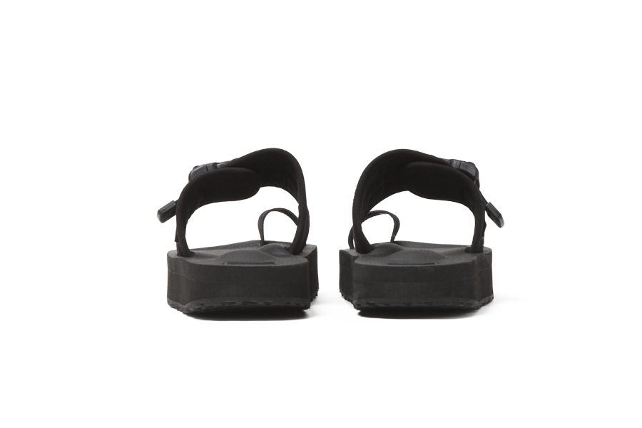 Suicoke nonnative Edition Hunter Black