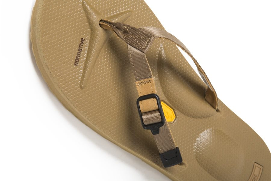 Suicoke nonnative Edition Mariner Beige