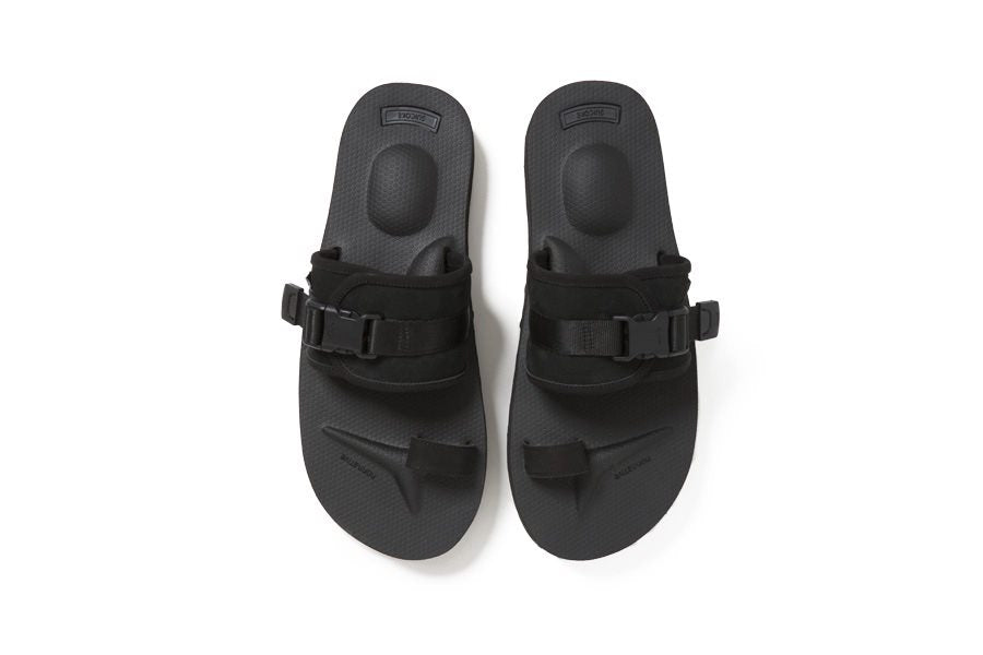 nonnative Edition Hunter in Black | Official SUICOKE Shop