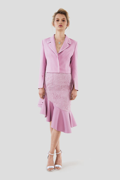 Kate | Powder Pink Blazer