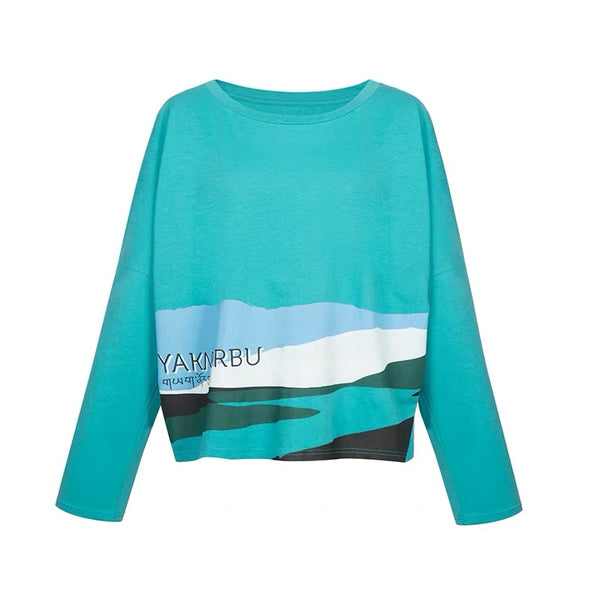 YAKNORBU Long Sleeve T-Shirt