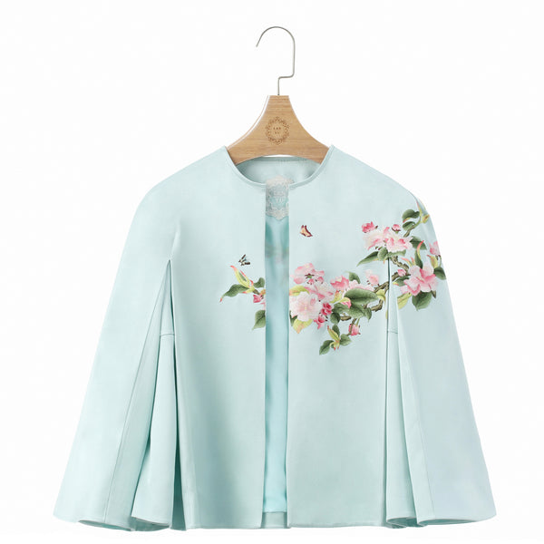 Silk Embroidery Jacket
