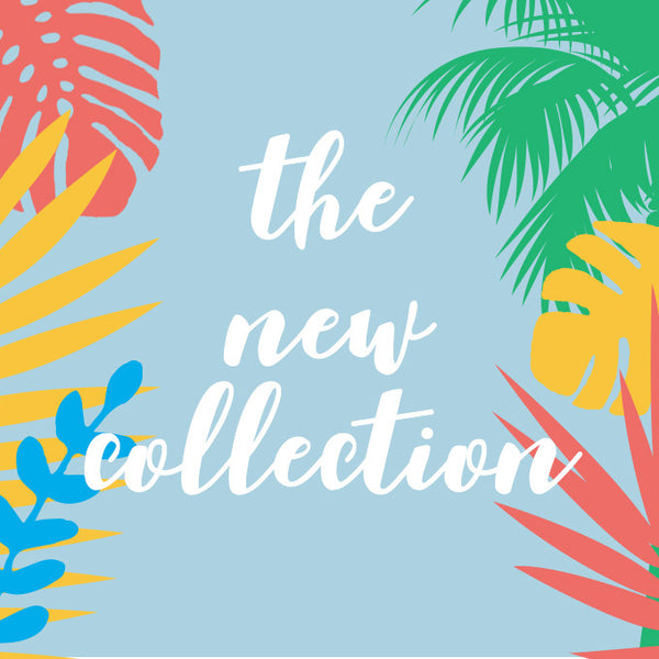 Our Spring/Summer 2017 Collection Is Here!