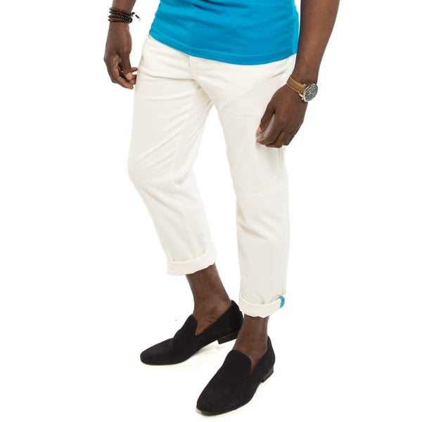 Chino Pant in Sandy Cay - Frontal View