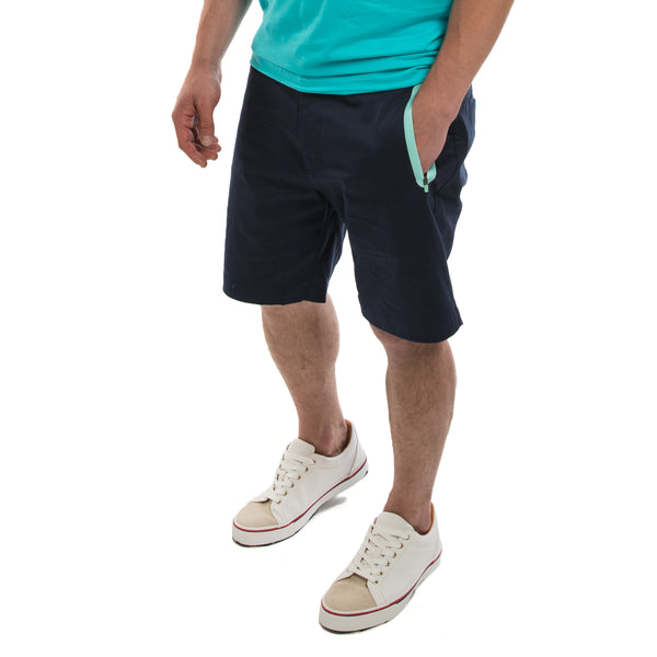 Coaming Shorts in Navy - Bryland