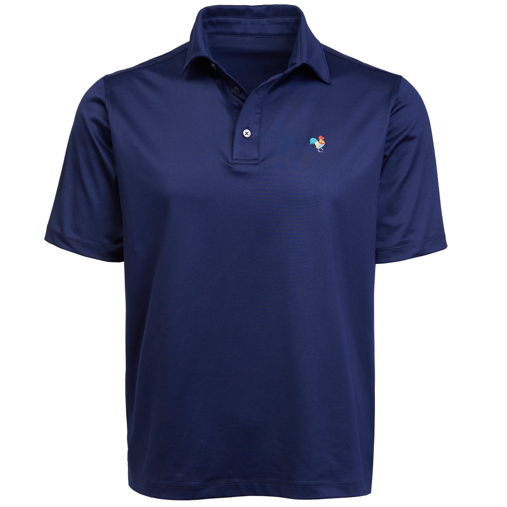 Bryland Performance Polo - Navy
