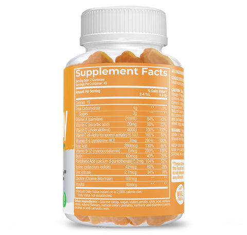 Image of Whole Nature Children's Gummy Multivitamins - Whole Nature Vitamins & Supplements