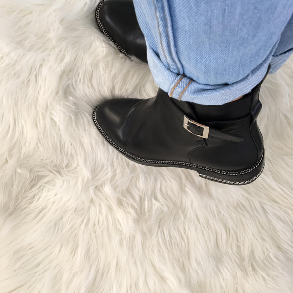 Casey Boot Black - SALE