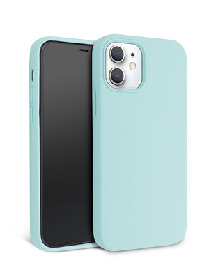 Pastel Green iPhone Case