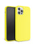 Neon Yellow Silicone iPhone Case