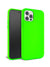 Neon Green iPhone Case