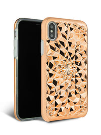 Rose Gold Kaleidoscope iPhone Case - SALE