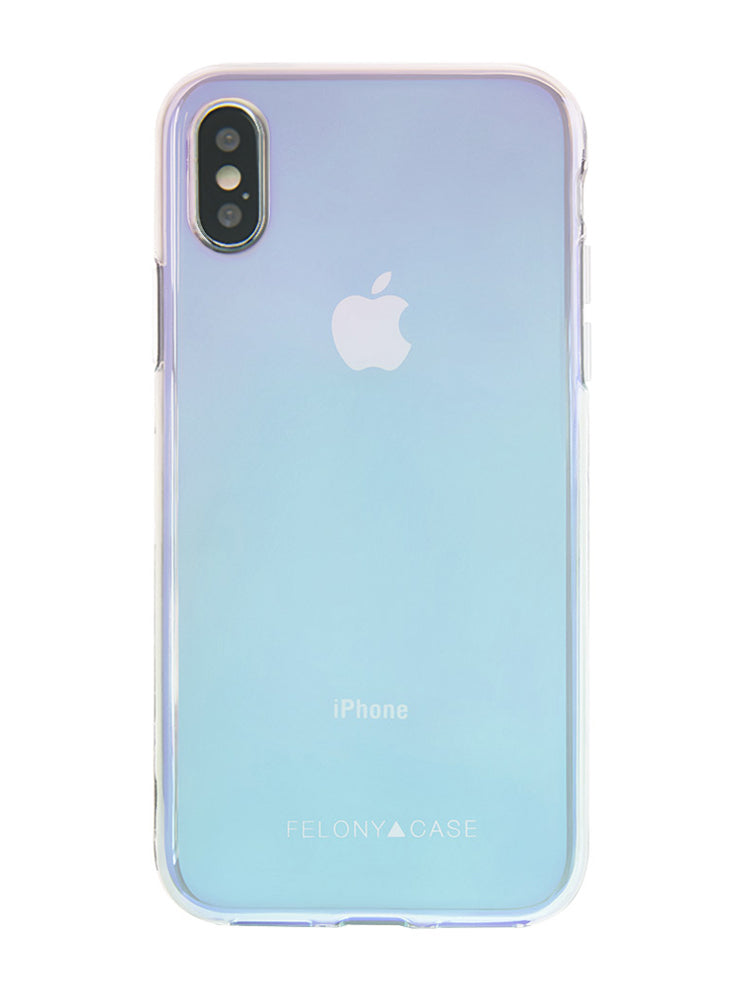 more photos fe416 82d83 Reflective Holographic Case for iPhone X/XS, Max, XR, 8/8+, 7/7+, 6/6+