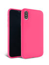 Neon Pink iPhone Case