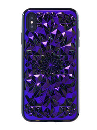Cosmic Holographic Kaleidoscope iPhone Case - SALE