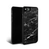 Genuine Black Marble iPhone Case - SALE
