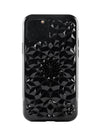 Gloss Black Kaleidoscope iPhone Case
