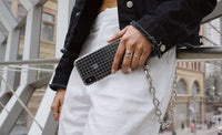 White Grid Case