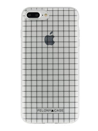 Felony Case Black Grid Case