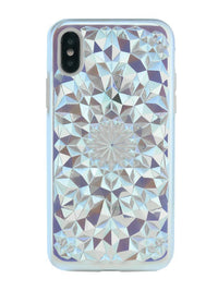 Felony Case Clear Cosmic Holographic Kaleidoscope Case