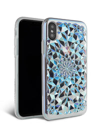 Felony Case Clear Cosmic Holographic Kaleidoscope Case iPhone X / XP