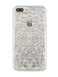 Felony Case Clear Kaleidoscope Case iPhone 8 Plus / XP