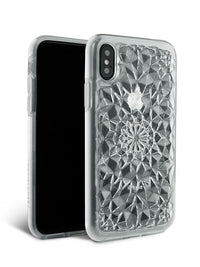 Felony Case Clear Kaleidoscope Case iPhone X / XP