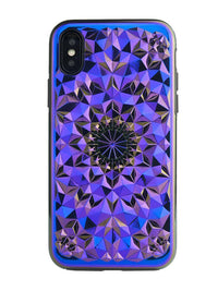 Felony Case Cosmic Holographic Kaleidoscope Case iPhone X / XP