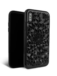 Felony Case Gloss Black Kaleidoscope Case